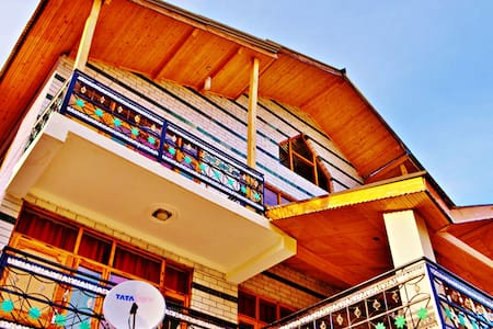 Pause@Manali Cottage Room 2 - Manali - Bed & Breakfast