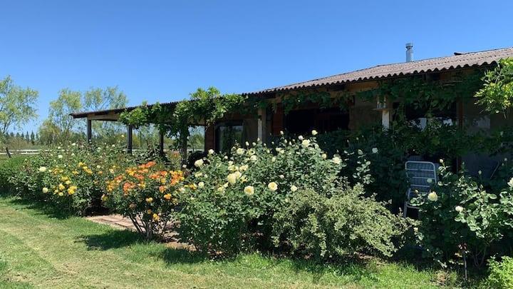 Casa de campo en el valle del sol, Quillón, Ñuble