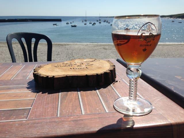 maison de vacances sur l'ile de Groix, Bretagne