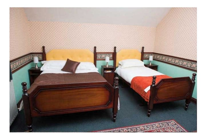 Creeve House Country Guest Inn Bedroom 7