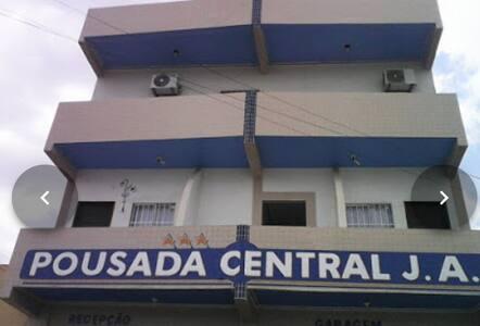 Pousada Central seu segundo lar