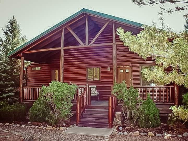 2 bedroom cabin in Bison Ranch