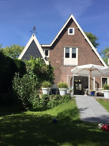 Lovely house near the beach and Amsterdam - Beverwijk - House