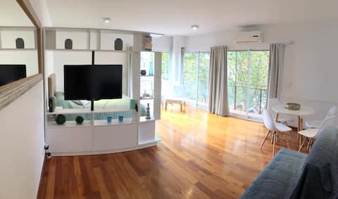 Nuevo y luminoso Apartamento en Martinez (centro)