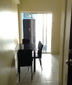 A 1 bedroom unit in heart of Manila - Condominium