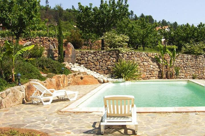 4 star holiday home in Chambonas