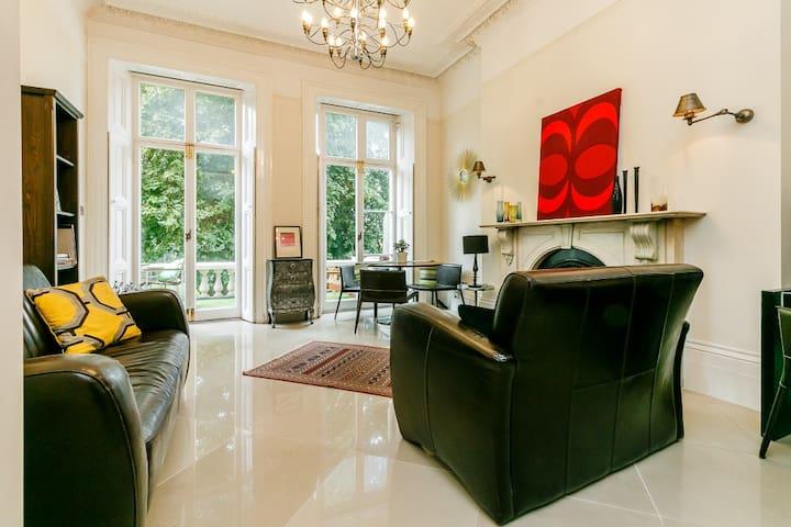 Beautiful 2 bedroom flat in Clapham