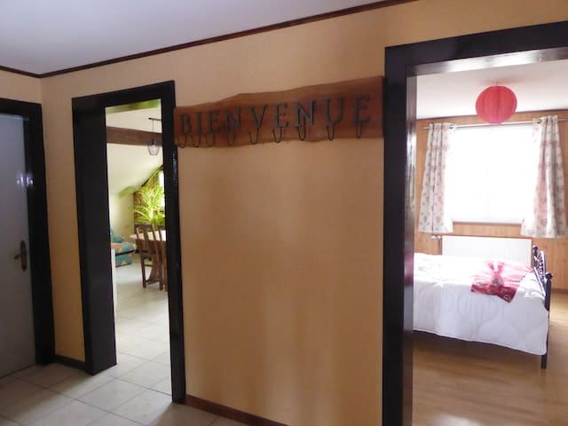 Appartement 100 m² dans le Haut Doubs