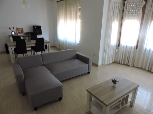 Moderno apartamento en la mejor zona de la ciudad