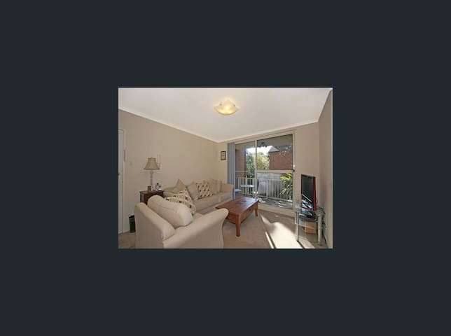 Deluxe 2 bedroom unit with balcony and grass area