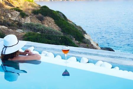 Athina Island Villa Two Bedrooms - Ios