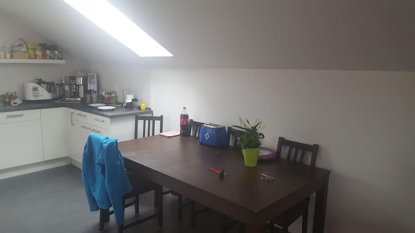 Super moderne Wohnung - Wardenburg - Apartment