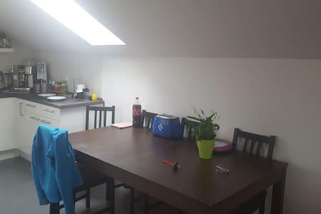 Super moderne Wohnung - Wardenburg - อพาร์ทเมนท์