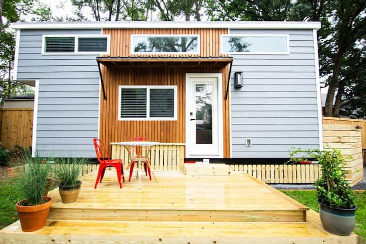 Casita 289 - Brand New Tiny Home in Park Circle