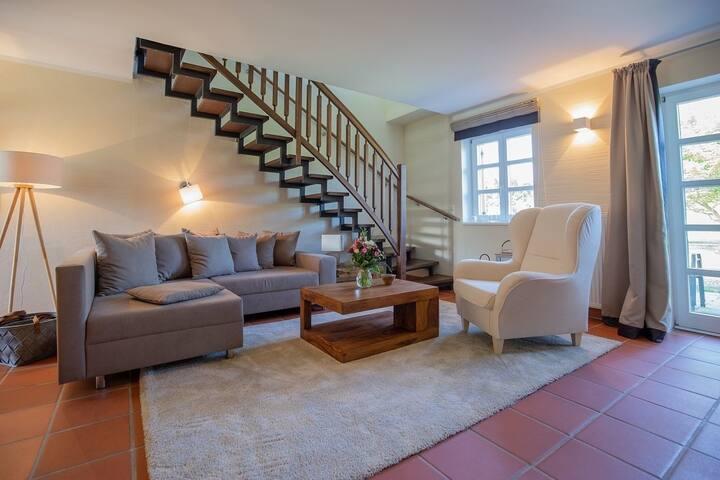 Ferienwohnung/App. für 4 Gäste mit 75m² in Dranske (94268)