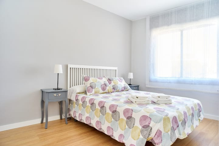 Nice and comfortable flat close to the sea