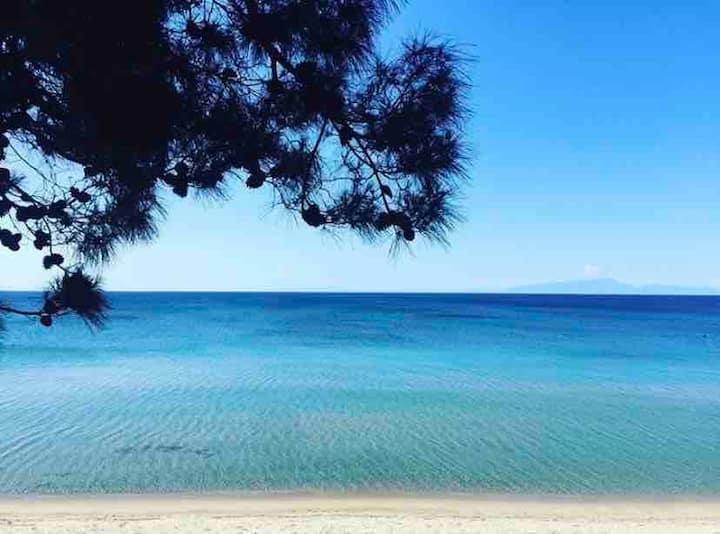 Sea View Villa Myrat in Halkidiki !!