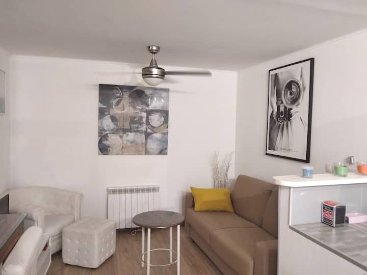 Appartement 2 pièces, en plein centre historique