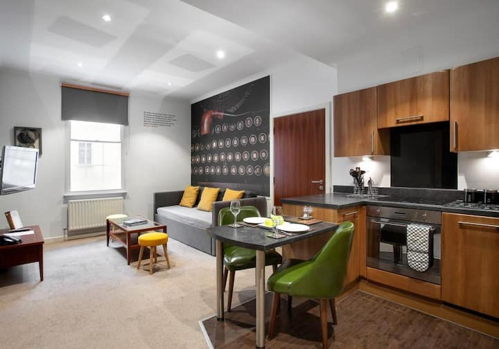 Fully equipped Suite Apartment including Wifi