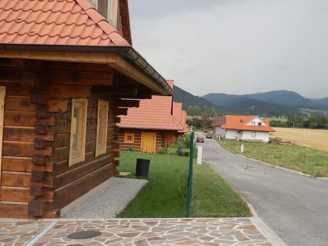 Drevenica - Hrabušice - Cabin