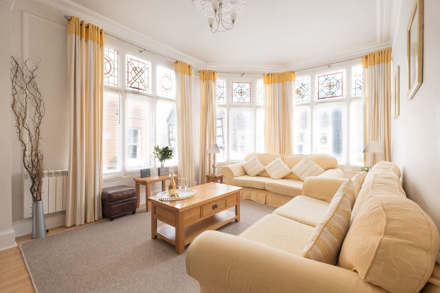 Luxury first floor apartment in the heart of Dartmouth