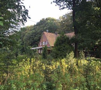 Vakantiewoning ALTER FORSTHAUS - Kranenburg