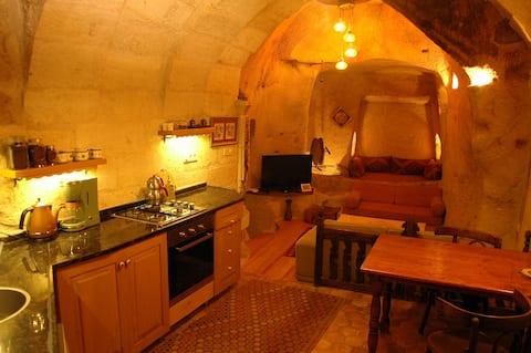 Anitya Cave House with Turkish Bath