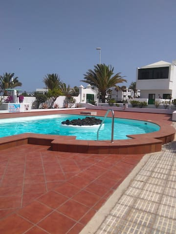 apartment by the beach _ LANZAROTE