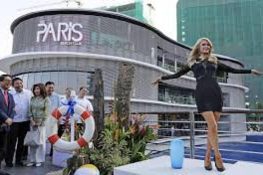 Designed by Paris Hilton