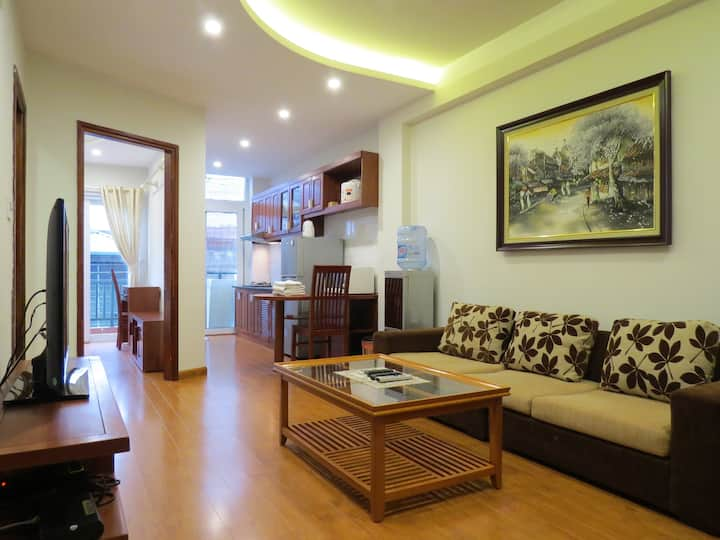 1LDK Palmo2 Serviced Apartment with balcony (D702)