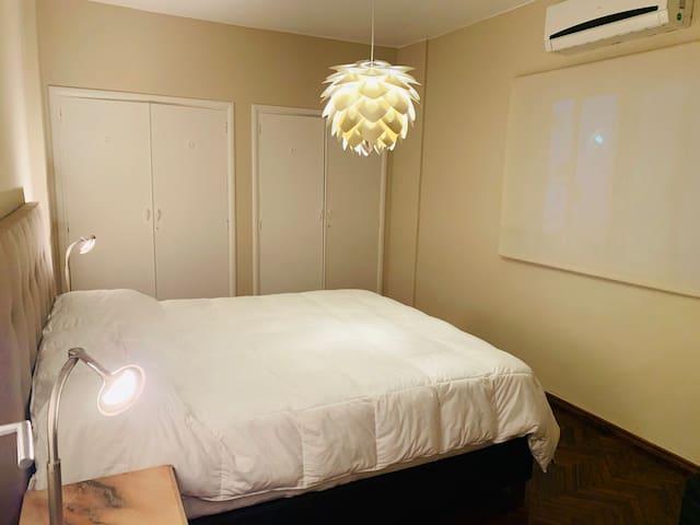 Una cama King Size -Adorarás :)