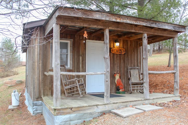 Fox Den 1st Choice Cabin Rentals Hocking Hills