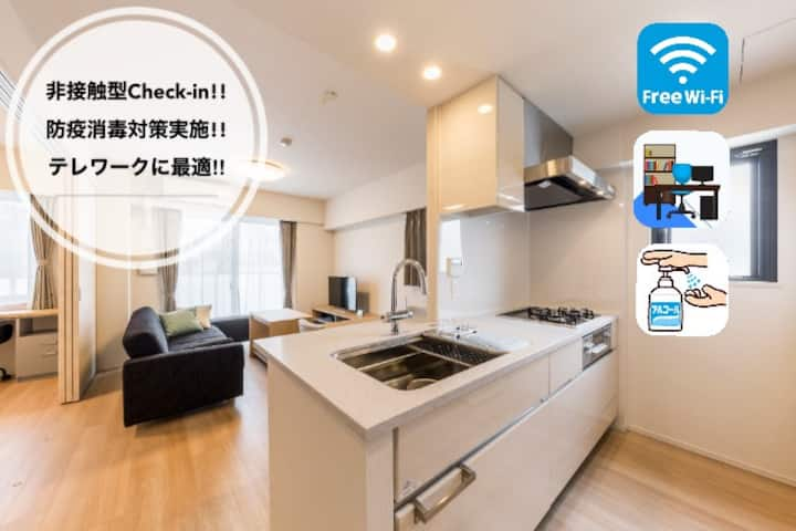 301_BUREAU渋谷/remote work/Corona measured/Harajuku♪
