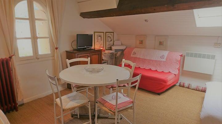 Charmant studio à Amélie les Bains (AB Studio)