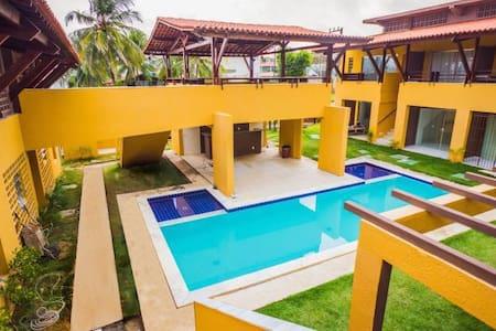 Apartamento Beira Mar Enseada dos Corais - Cabo de Santo Agostinho - Apartment