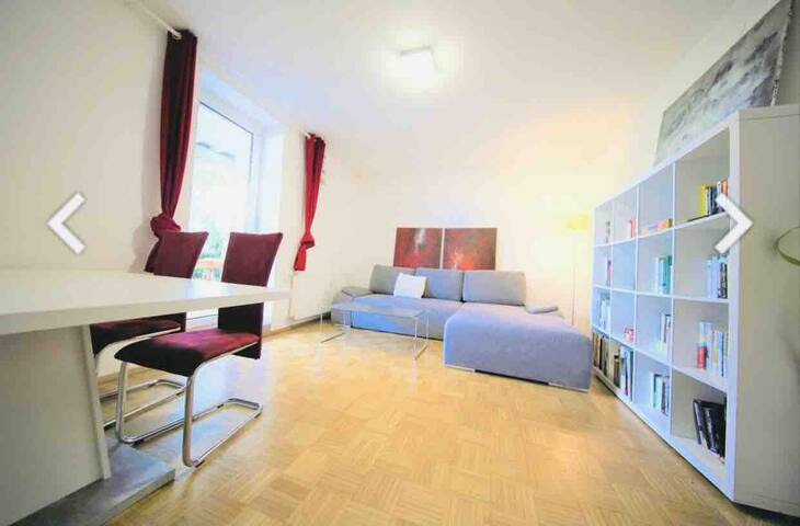 Beautiful 2 bedrooms flat near Mariatrosterkirche!