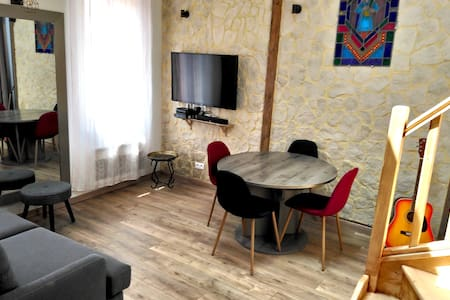 Comfort, Quiet 3 rooms at 1 min from the Old Port