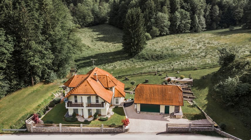 House of Adventure - The Base to explore Slovenia