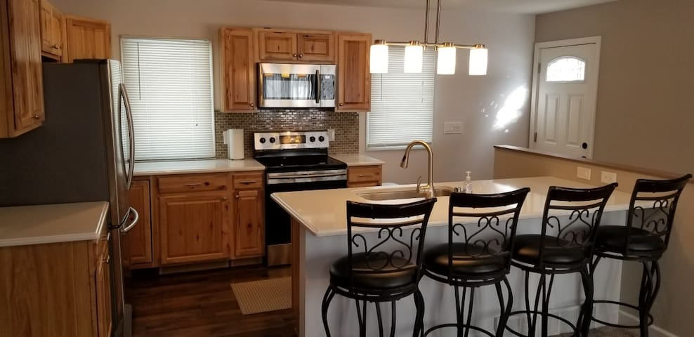 Cute clean convenient just remodeled in Oregon