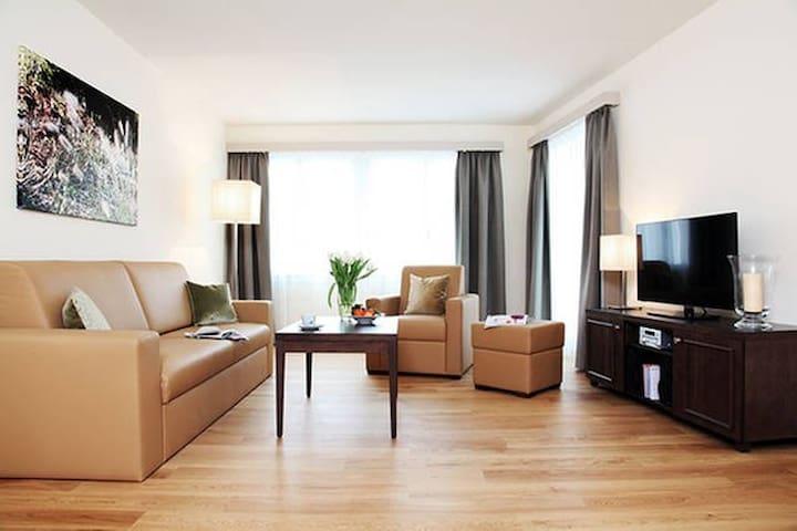 3.5-Zimmer Family Apartment,Seefeld - Zürich - Wohnung