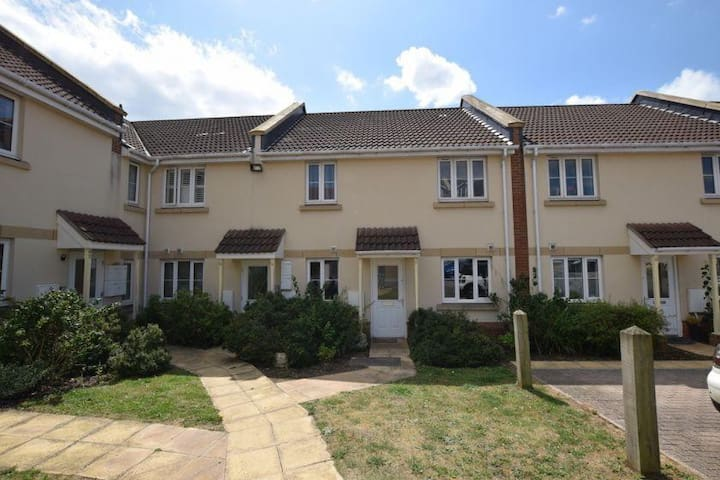 Modern 2 bedroom Bristol flat to let!