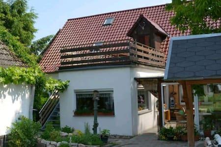 Gemütliche FeWo in Meckl Seenplatte - Schwarz - Apartamento