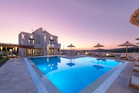 Ivoni Villa, an Iconic Summer Retreat!