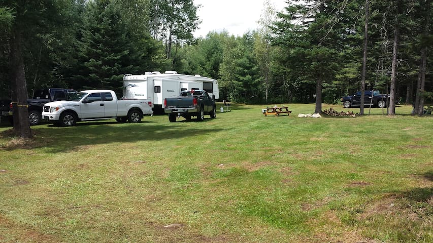 RV RENTAL @ DEER MOUNTAIN LODGE - Milan - Camper/RV