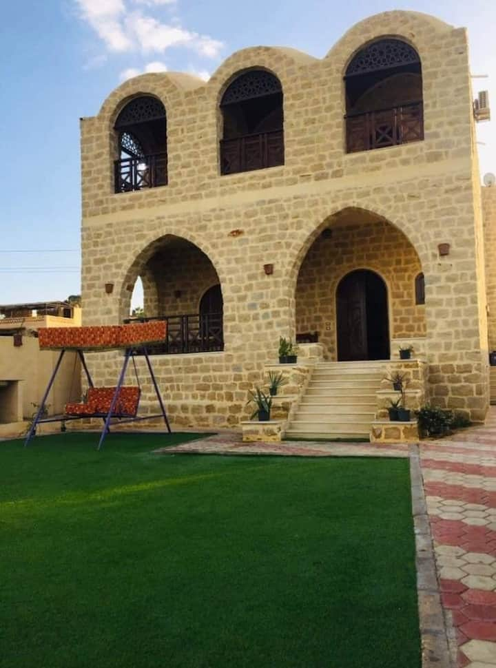 Tunis Paradise Country Villa,Fayoum,Tunis village