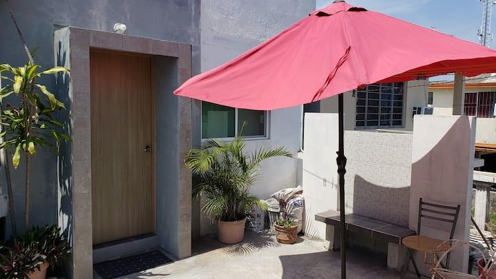 Casa Shalom! a 5 minutos de la playa! abierta ya!