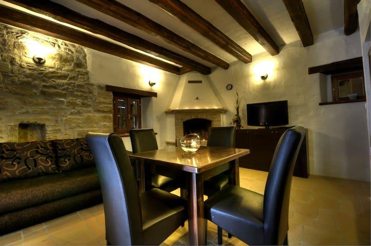 Central Istria Kotli Stone House#8