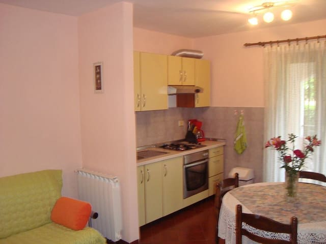 Buići near Poreč, free parking - Kadumi - Apartment
