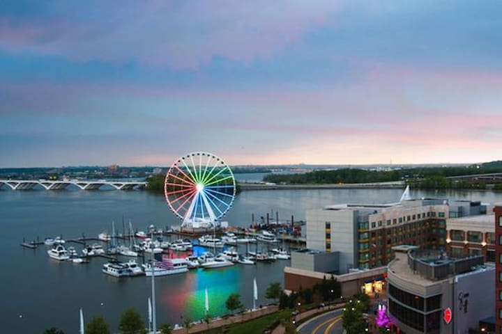 National Harbor overview