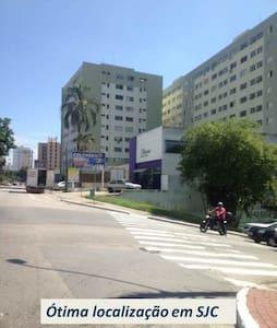 Studio com Infra 100% em SJC! - São José dos Campos